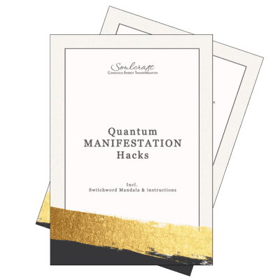 FREE – The Quantum Manifestation Hacks & Techniques e-book